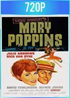 Mary Poppins (1964) BRRip HD 720p Latino Dual