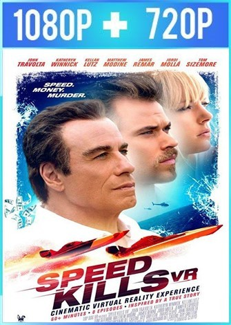 Speed Kills (2018) HD 1080p y 720p Latino Dual