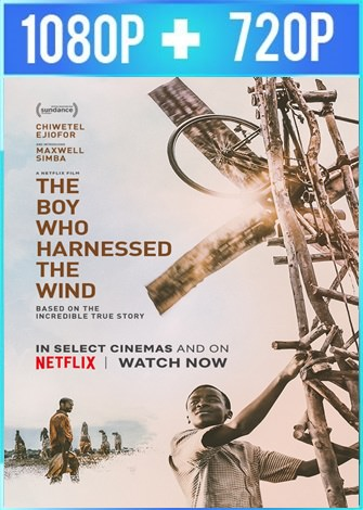 The Boy Who Harnessed the Wind (2019) HD 1080p y 720 Latino