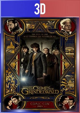 Animales Fantásticos: Los crímenes de Grindelwald (2018) 3D SBS Latino Dual