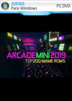 ARCADEmini v2019, 200 roms del emulador MAME
