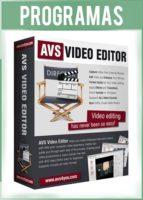 AVS Video Editor Versión 9.0 Full Español