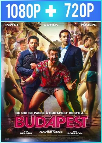 Budapest (2018) HD 1080p y 720p Latino