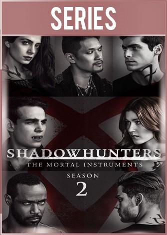 Cazadores de sombras Temporada 2 Completa HD 720p Latino Dual