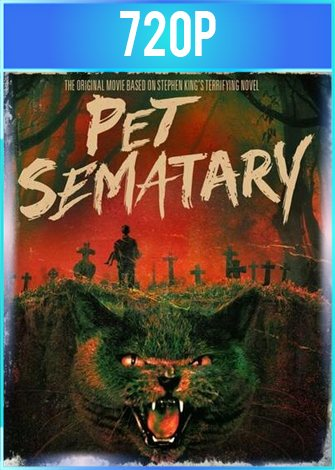 Cementerio de Animales (1989) BRRip HD 720p Latino Dual