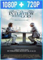 Una entrevista con Dios (2018) HD 1080p y 720p Latino