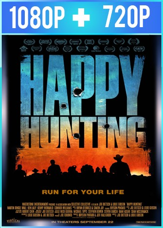 Happy Hunting (2017) HD 1080p y 720p Latino