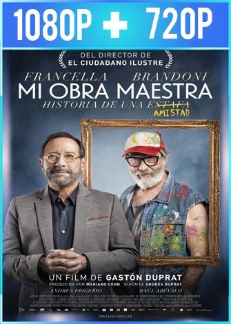 Mi obra maestra (2018) HD 1080p y 720p Latino