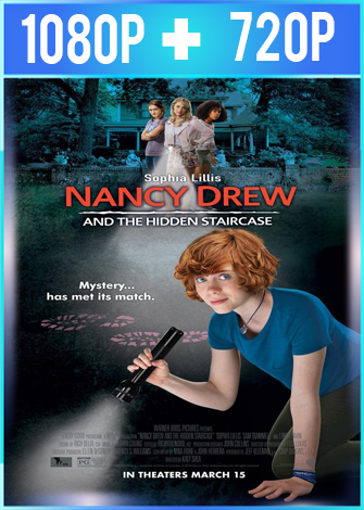 Nancy Drew y la escalera escondida (2019) HD 1080p y 720p Latino
