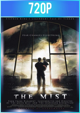 La Niebla [The Mist] (2007) BRRip HD 720p Latino Dual