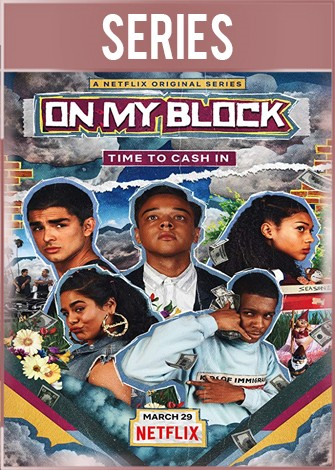 On My Block Temporada 2 Completa HD 720p Latino Dual