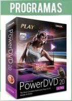 CyberLink PowerDVD Ultra Versión Full Español