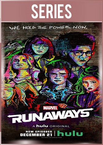 Runaways Temporada 2 HD 720p Latino Dual