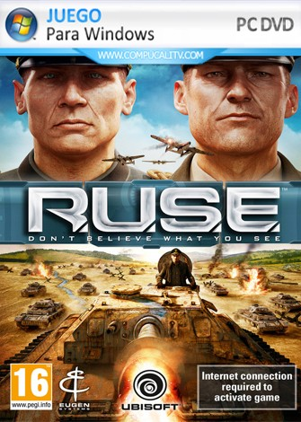 RUSE Deluxe Edition (2010) PC Full Español
