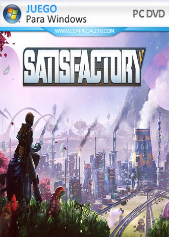 Satisfactory PC GAME Early Access