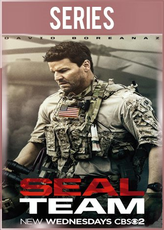 SEAL Team Temporada 1 Completa HD 720p Latino Dual