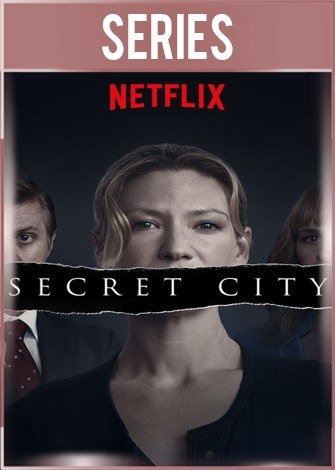 Secret City Temporada 2 Completa HD 720p Latino Dual