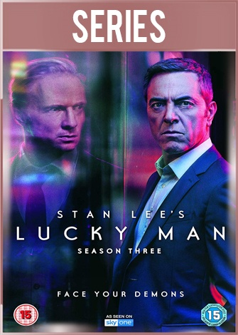 Stan Lee's Lucky Man Temporada 3 Completa HD 720p Latino Dual