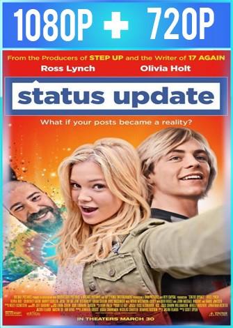 Status Update actualiza tu universo (2018) HD 1080p y 720p Latino