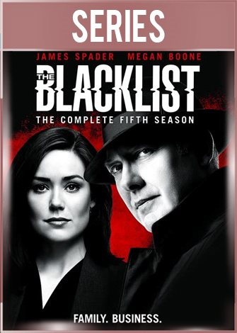 The Blacklist Temporada 5 Completa HD 720p Latino Dual