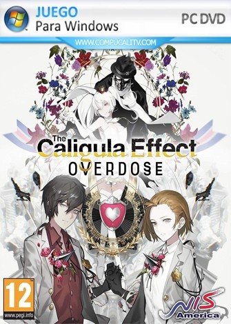 The Caligula Effect Overdose PC Full