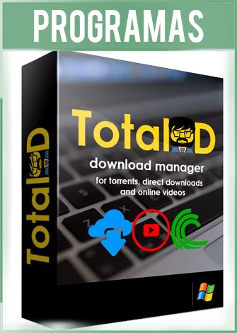 TotalD Pro Versión 1.5.7 Full Español