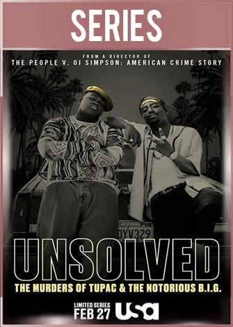 Unsolved Temporada 1 Completa HD 720p Latino Dual
