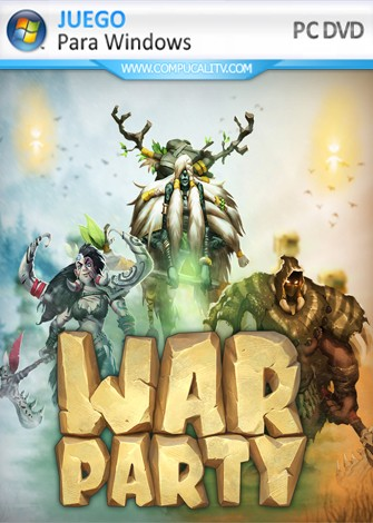 Warparty PC Full Español