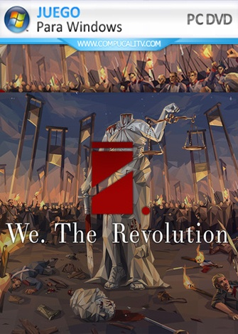 We The Revolution PC Full