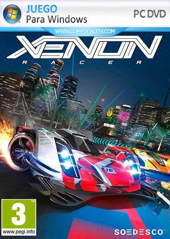 Xenon Racer PC Full Español