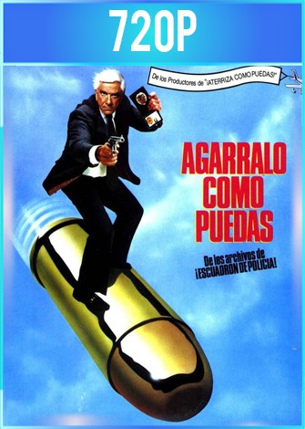 ¿Y dónde está el policía? (1988) BRRip HD 720p Latino Dual