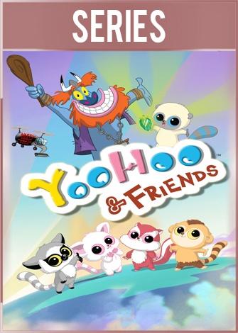 YooHoo y sus amigos Temporada 1 Completa HD 720p Latino Dual