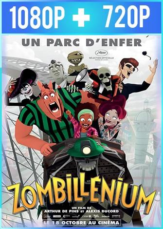 Zombillénium (2017) HD 1080p y 720p Latino