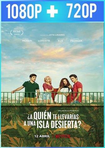¿A quién te llevarías a una isla desierta? (2019) HD 1080p y 720p Latino y Castellano