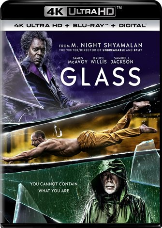 Glass (2019) 4K Ultra HD Latino Dual
