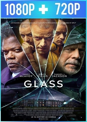 Glass (2019) HD 1080p y 720p Latino Dual