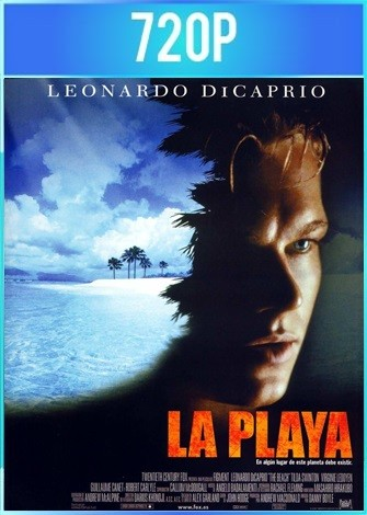 La Playa [The Beach] (2000) BRRip HD 720p Latino Dual