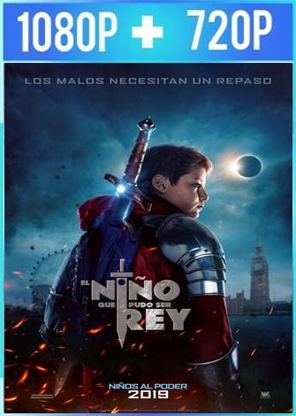 Nacido para ser rey (2019) HD 1080p y 720p Latino Dual