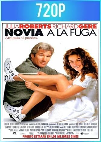 Novia fugitiva [Runaway Bride] (1999) HD 720p Latino Dual