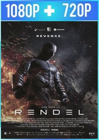 Rendel: Dark Vengeance (2017) HD 1080p y 720p Latino Dual