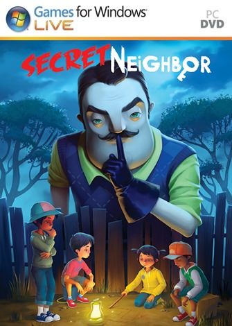 Secret Neighbor PC Portada