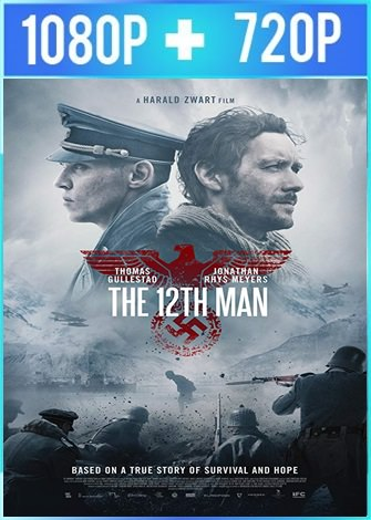 The 12th Man (2017) HD 1080p y 720p Latino Dual