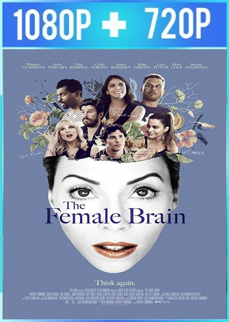 The Female Brain (2017) HD 1080p y 720p Latino Dual