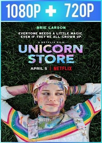 Tienda de unicornios (2017) HD 1080p y 720p Latino Dual