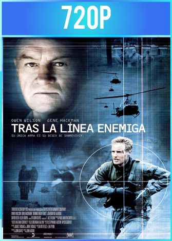 Tras líneas enemigas (2001) BRRip HD 720p Latino Dual