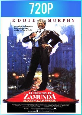 Un príncipe en Nueva York (1988) BRRip HD 720p Latino Dual