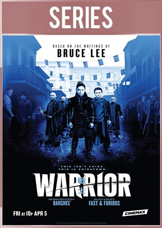Warrior (2019) Serie TV - Temporada 1 HD 720p Latino Dual