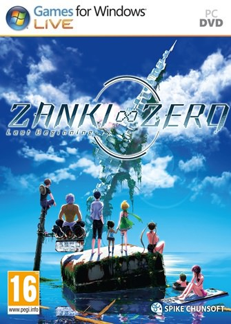 Zanki Zero: Last Beginning PC Full