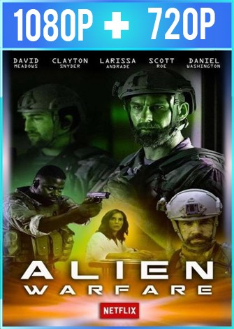 Alien Warfare (2019) HD 1080p y 720p Latino