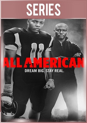 All American Temporada 1 Completa HD 720p Latino Dual